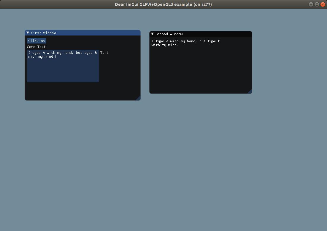 Ubuntu Swift GUI